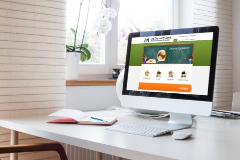 business Branding & WordPress Website
