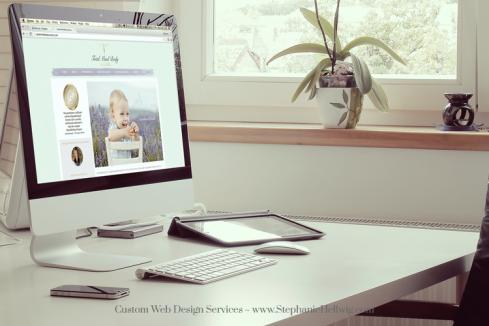 Logo, Business Card & Custom WordPress Website